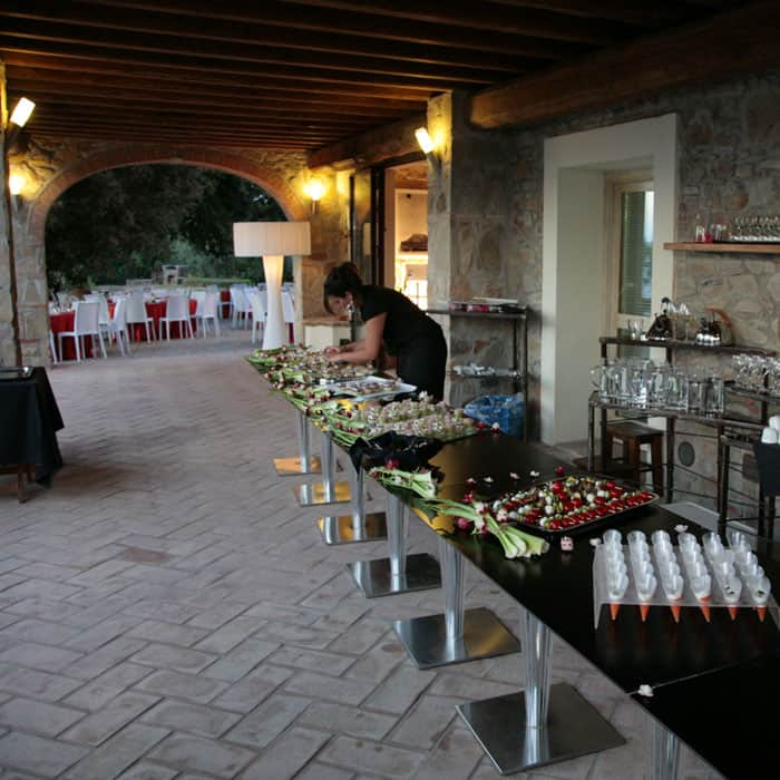 Weddings venues BeVedetta Maremma Punta Ala