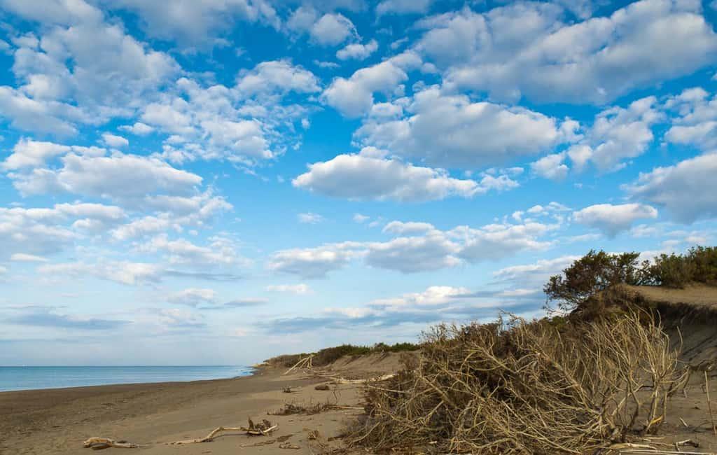Spiagge incontaminate Cala Violina Scarlino