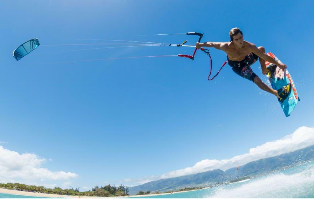 Kite surf Marina-di-Scarlino Puntone Maremma