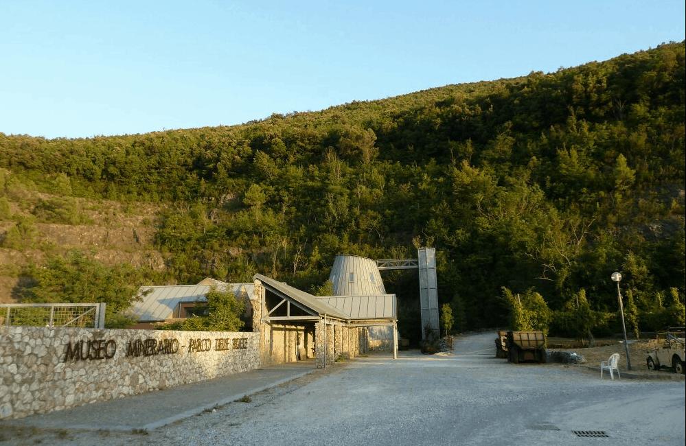 museo minerario gavorrano