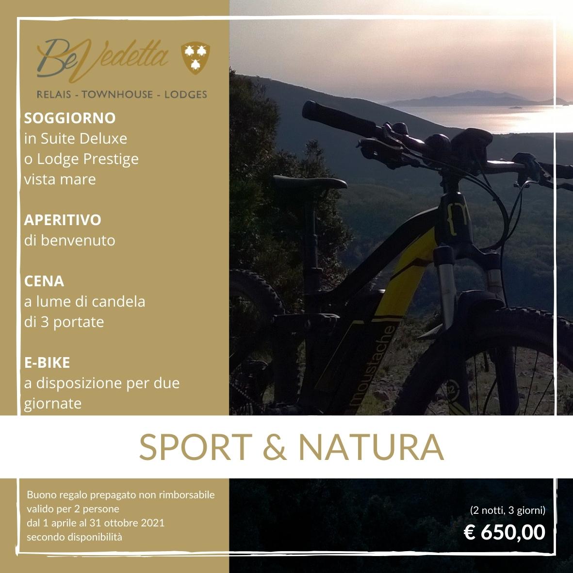 Buono Regalo Sport e natura